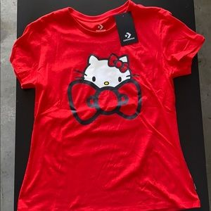 T-shirt new with tag converse